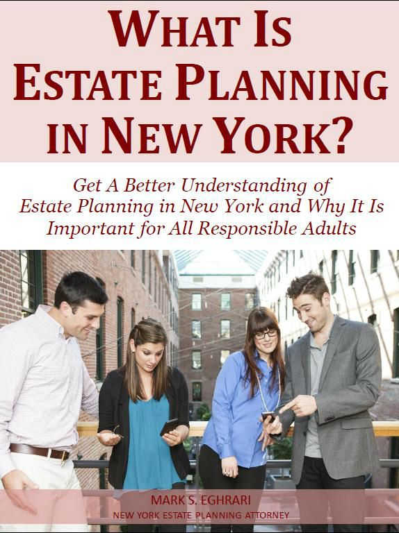 What Is Estate Planning in New York