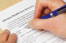 Don't Overlook Advance Directives for Health Care