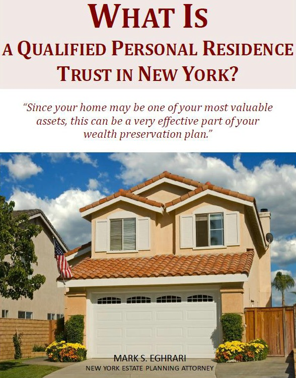 What Is a Qualified Residence Trust in New York